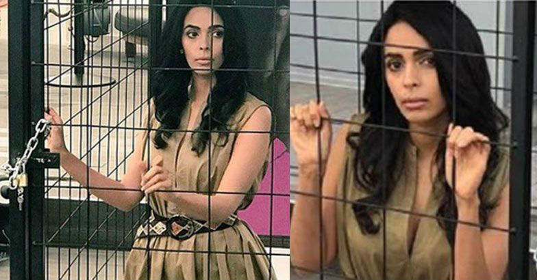 Know why Mallika Sherawat locked herself in a cage