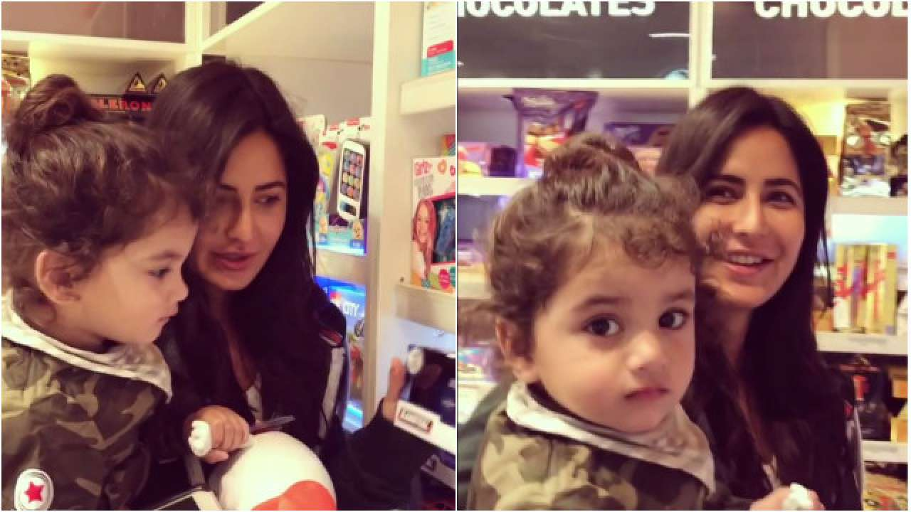 Katrina Kaif's shopping date with a kid is the cutest thing you'll see