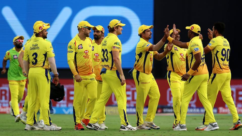 Chennai Super Kings beat Sunrisers Hyderabad to win the IPL 2018