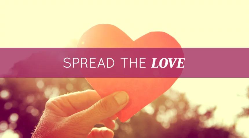 प्यार को फैलाओ