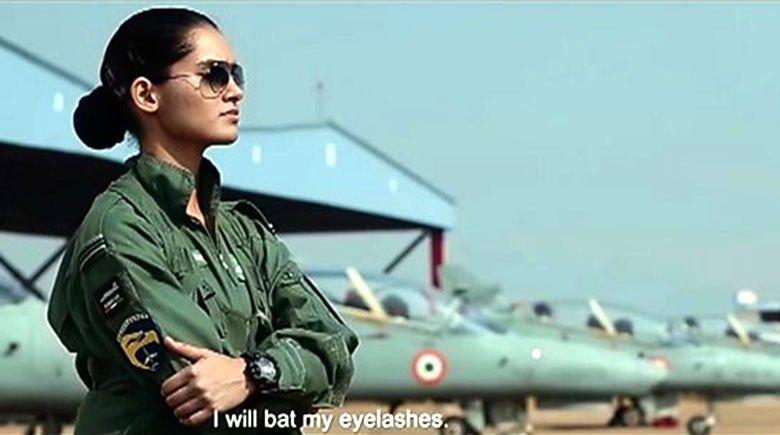 चाय वाले की बेटी अब उड़ाएगी सेना के लड़ाकू विमान, मुख्यमंत्री ने किया सम्मानित