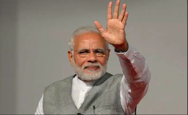 PM Modi Opens World's Largest Cellphone Factory Near Delhi