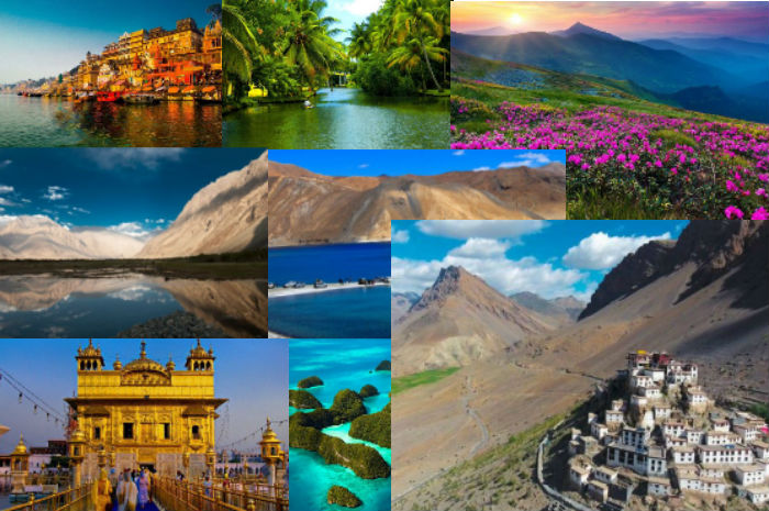 10 MOST BEAUTIFUL PLACES IN INDIA