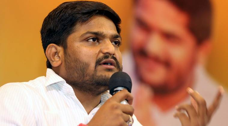 Hardik Patel gets two years jail in 2015 patidar riots case