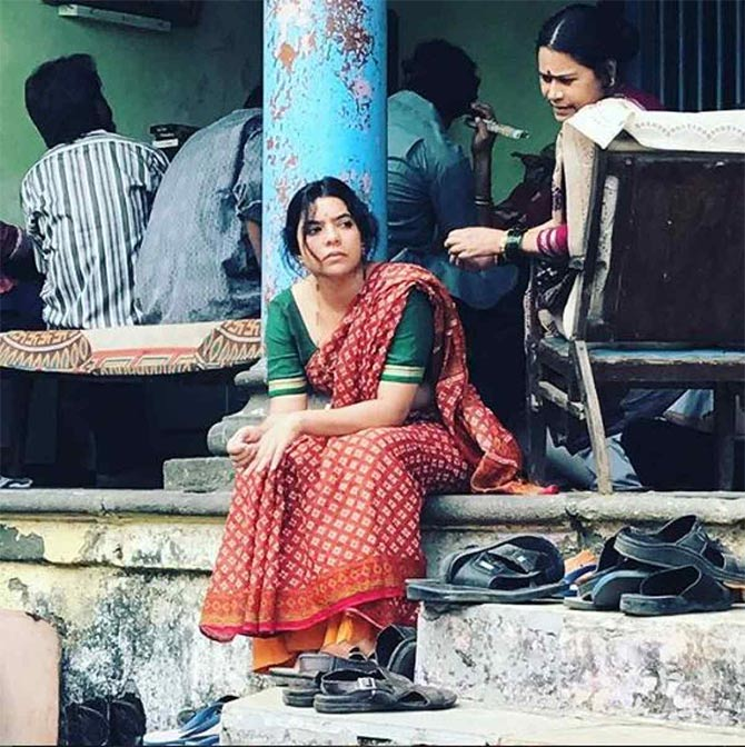 Why Rajshri Deshpande went topless in Sacred Games
