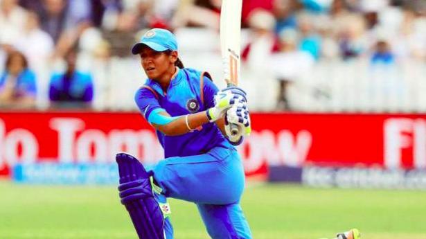 हरमनप्रीत की तूफानी पारी, भारत ने श्रीलंका से जीती T-20 सीरीज