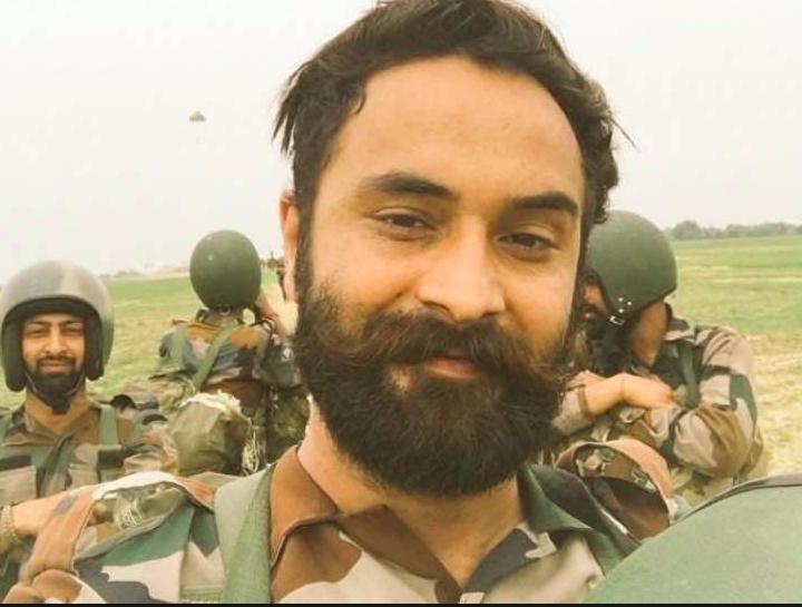 सर्जिकल स्ट्राइक के हीरो लांस नायक संदीप सिंह कुपवाड़ा मुठभेड़ में शहीद