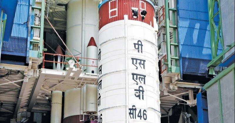 Isro dispatches new earth perception satellite; to be utilized for reconnaissance