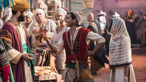 Film review: 'Aladdin' is a whole old world