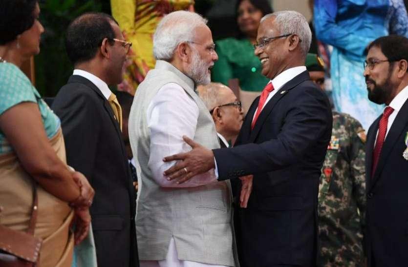 शपथ ग्रहण के बाद पहले विदेशी दौरे पर मालदीव जाएंगे प्रधानमंत्री नरेंद्र मोदी