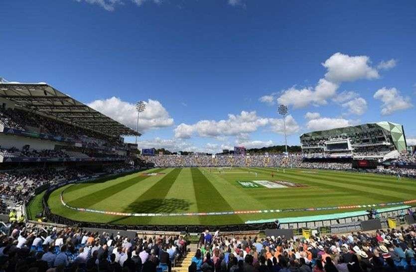 ईसीबी ने दिया आश्वासन, अब नहीं होगी बैनर वाली हरकत, स्टेडियम के आस-पास नो फ्लाई जोन घोषित