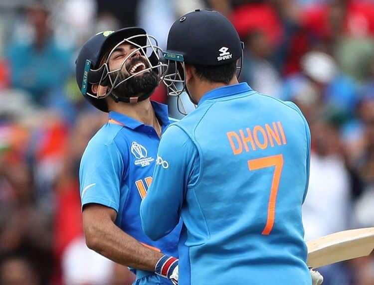 क्रिकेट विश्व कपः विराट कोहली ने बताया क्यों करते हैं धोनी का इतना सम्मान