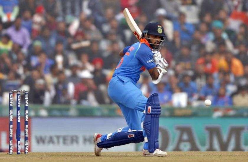 शिखर धवन ने टेस्ट में किया था धमाकेदार आगाज, ICC टूर्नामेंटों में रहा है बेहतरीन प्रदर्शन