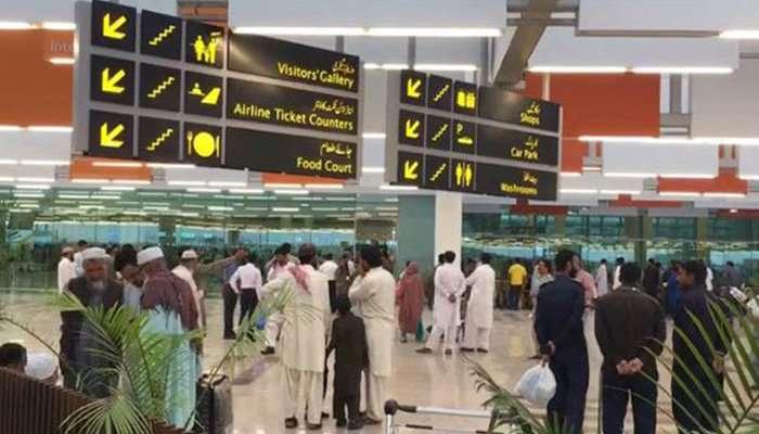 वर्ल्ड कप से बाहर होकर स्वदेश लौटी पाकिस्तानी टीम, एयरपोर्ट पर खिलाड़ियों का गर्मजोशी से हुए स्वागत