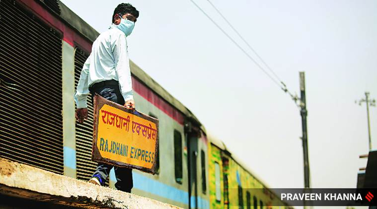 Coronavirus India LIVE Updates: 15 Railway Ministry officials in quarantine after langoor handler tests positive