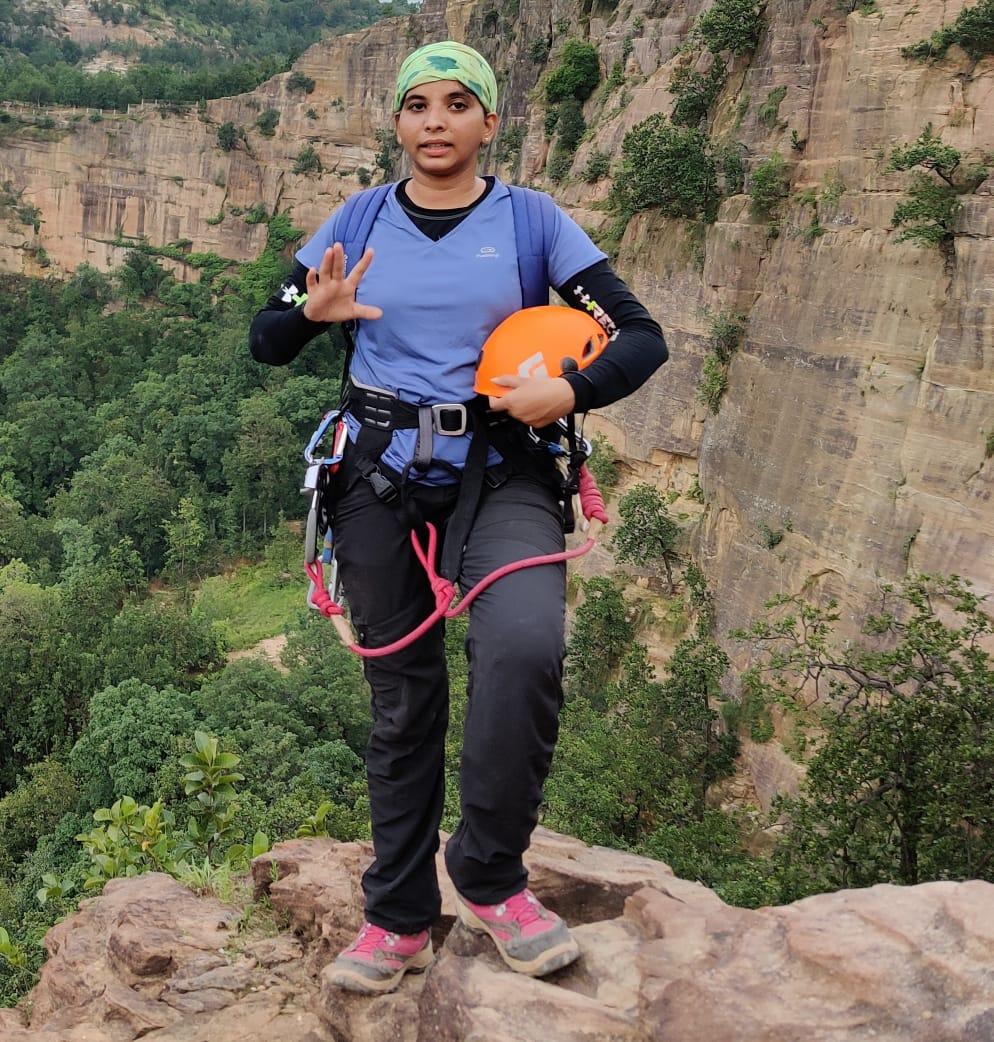 पर्वतारोही भावना डेहरिया बनीं जन परिषद की उपाध्यक्ष और ब्रांड एम्बेसडर